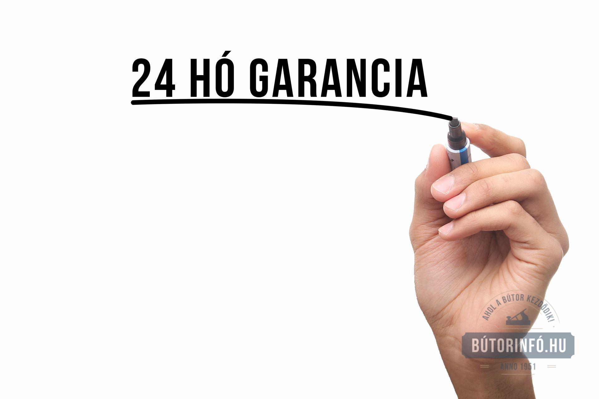 Bútor Szekrény 24 hónap garancia