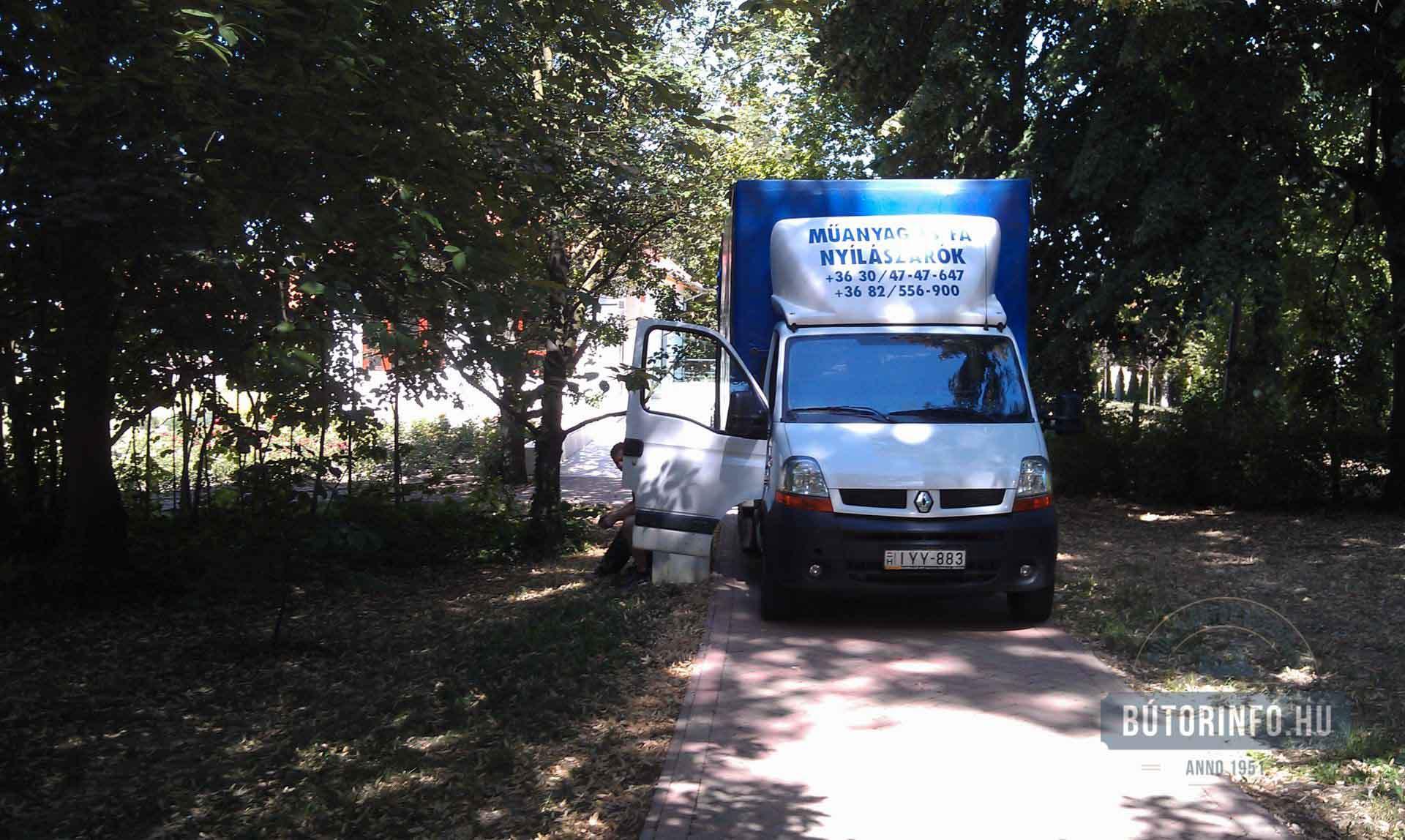 Bútor szállítás, fuvarozás
